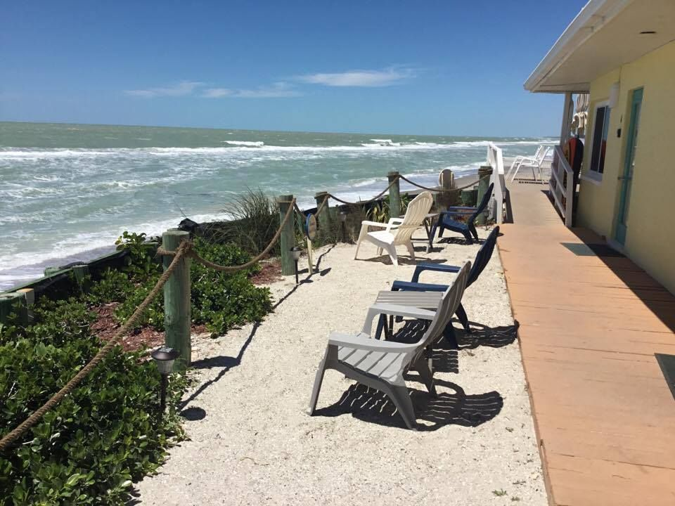 Our Patio for Rooms 4 & 5! (With images) | Florida hotels ...