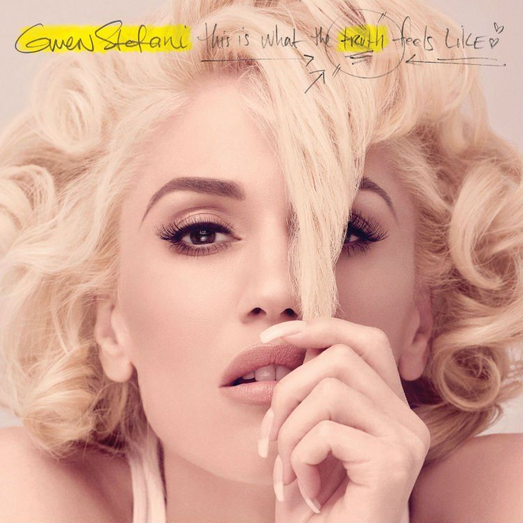Gwen stefanis first album in a decade gigwise gold heart cover hollaback girl sciox Gallery