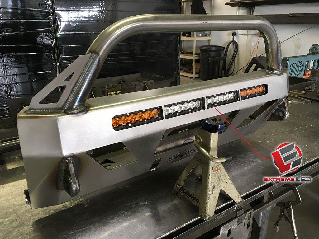 C4 Fab 4Runner LoPro Winch Bumper 20142020 in 2020