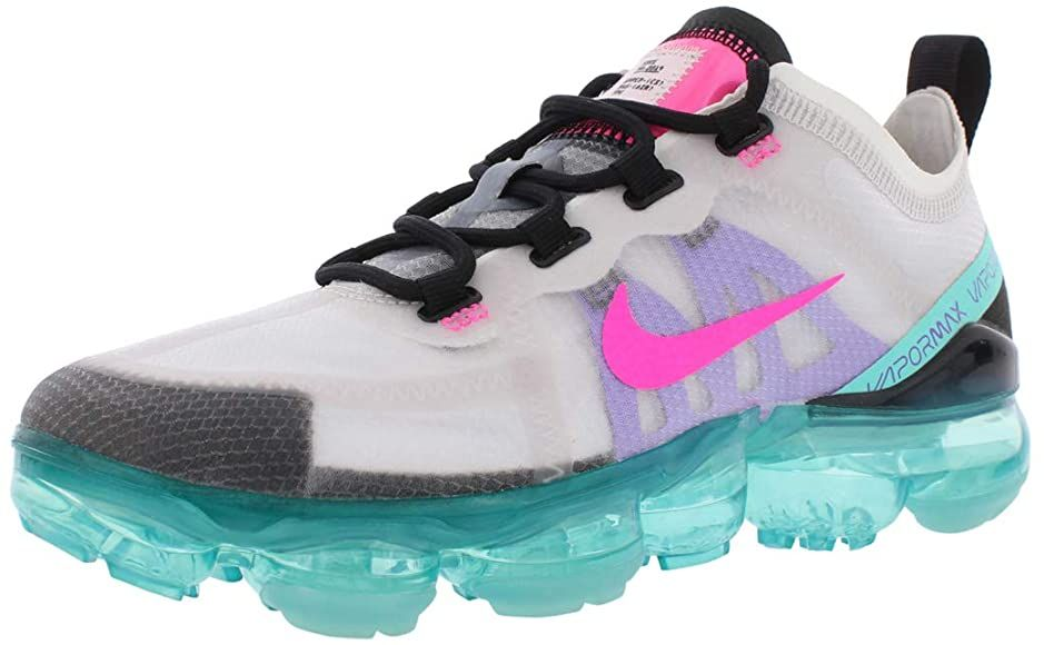 Continuar Húmedo Birmania  Amazon.com | Nike Women's Air Vapormax 2019 Grey/Blue AR6632-005 (Size:  5.5) | Road Running | Nike air vapormax, Nike women, Nike