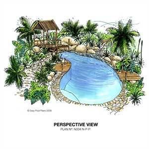 Swimming Pool Plan Design Part 29