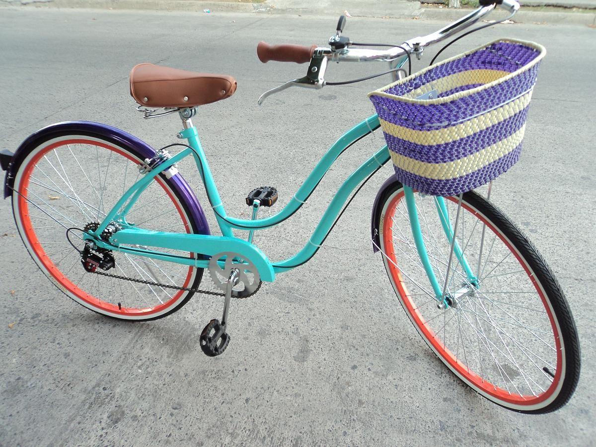 Bicicleta de dise o retro vintage modelo 2012 bohemian for Disenos para bicicletas