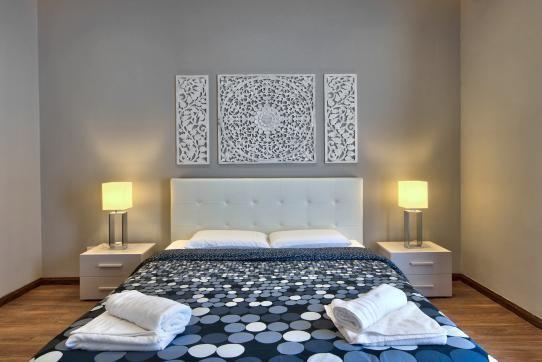 Main Bedroom in Villa Gaia, Mellieha