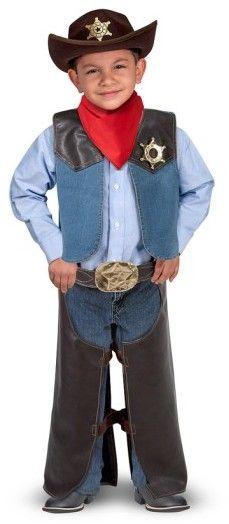 Toddler Melissa u0026 Doug Cowboy Role Play Set  sc 1 st  Pinterest & Toddler Melissa u0026 Doug Cowboy Role Play Set | role play | Pinterest ...