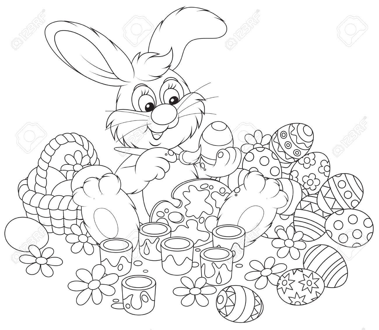 Épinglé par Brooke Hoffman sur B&W Easter egg DESIGNS  Coloriage