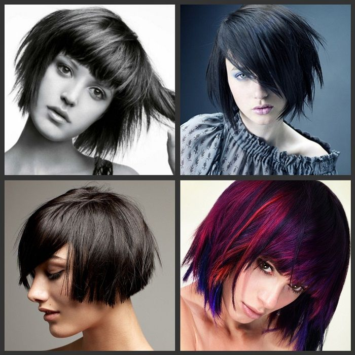 Style Check Sexiest Hairstyles For Round Faces Bobs Short - Edgy hairstyle for round face