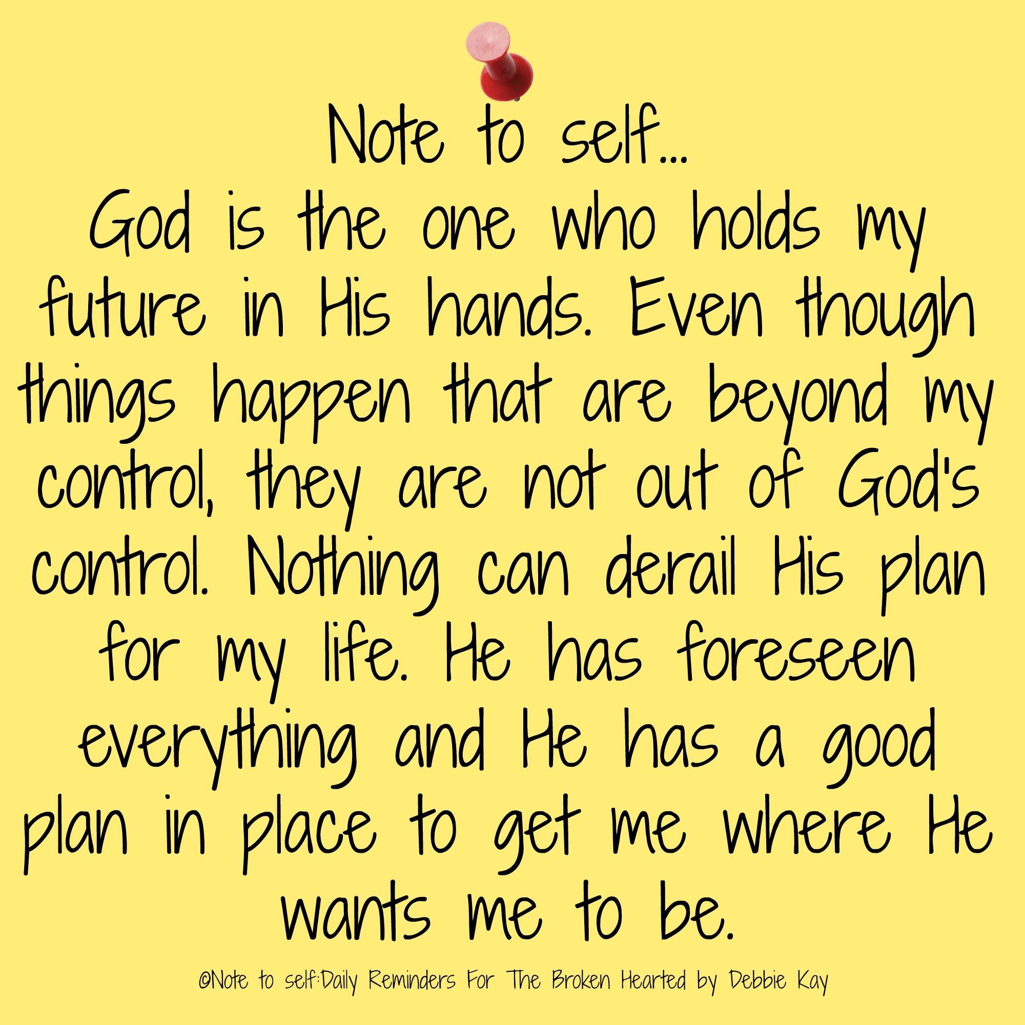 Note To Selfnov 21st Gods Love Note To Self Quotes