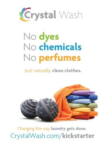 Enter To Win A Set Of Crystal Wash All Natural Laundry Balls Arv