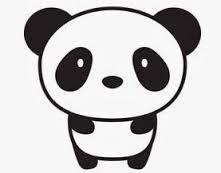 Pandas Buscar Con Google Bordes Osos Pandas Dibujo Panda Para