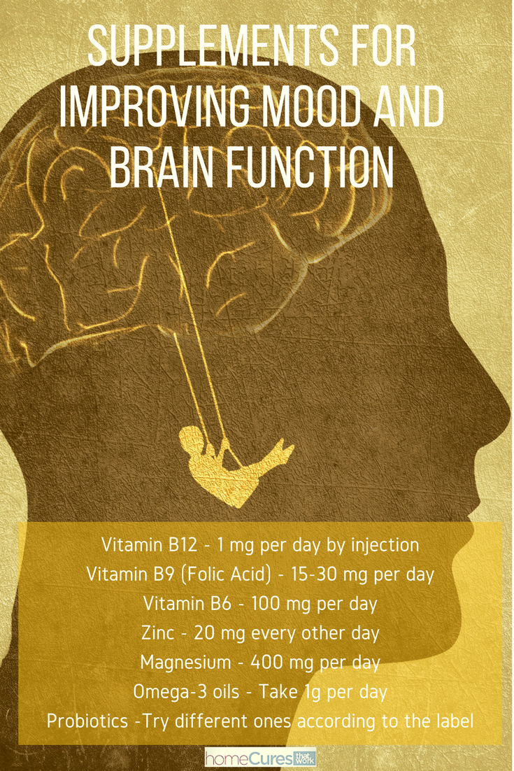 Improving Mood and Brain Function Naturally to Avoid