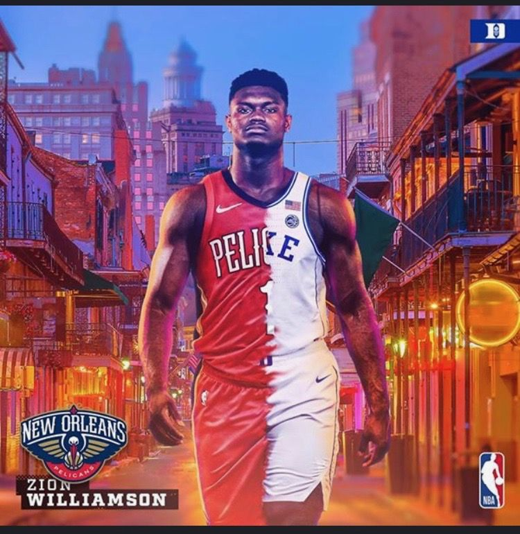 Zion Williamson Nba Pictures Best Nba Players Williamson