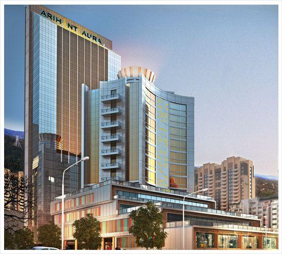 More Apartments Under Construction In Warner Center: Residential Flats In Vashi, Navi Mumbai