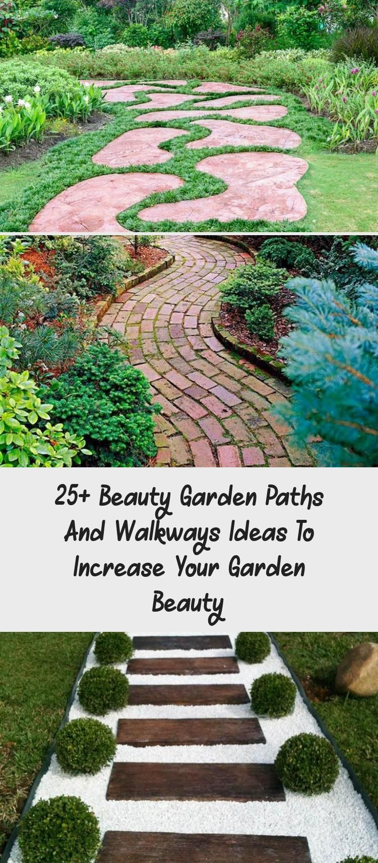 Photo of 25+ Beauty Garden Paths And Walkways Ideas To Increase Your Garden Beauty – Decor