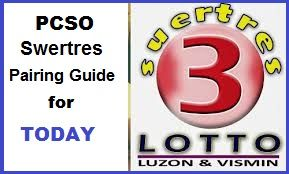 PCSO Swertres Pairing Guide Today | Tricks For Pairing Numbers