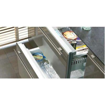 Sub Zero Id30f Warners Stellian Contemporary Kitchen Refrigerator Drawers Outdoor Kitchen Appliances