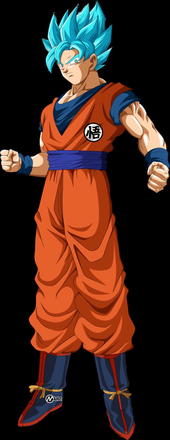 Goku By Naironkr Super Saiyajin Goku Goku Super Saiyajin