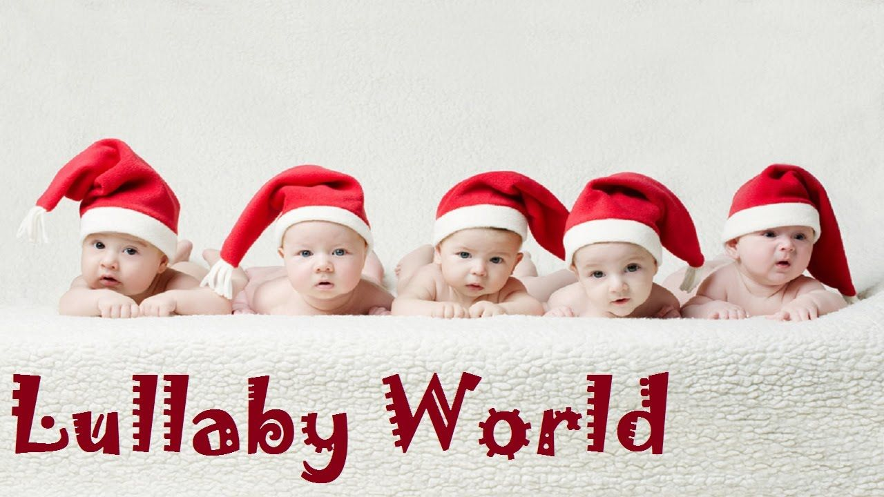 ♥ 4 HOURS ♥ Christmas songs - Lullabies for Babies to sleep ...