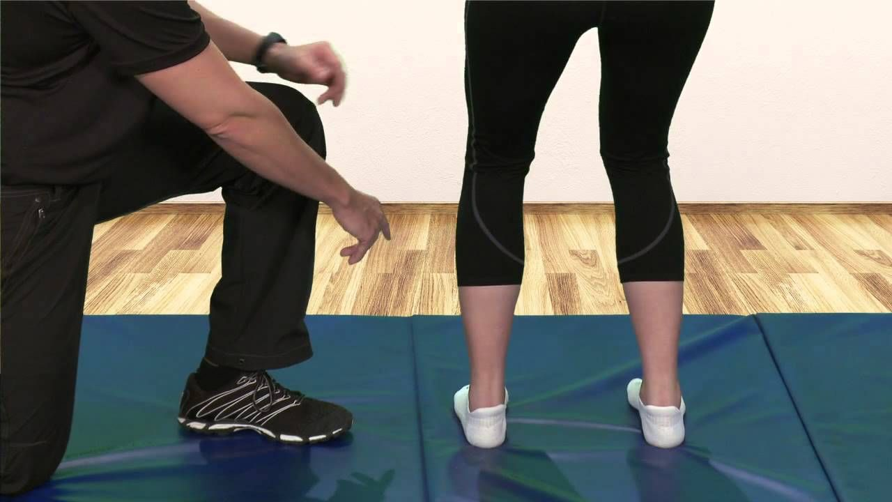 Overactive and Underactive Muscles Feet Turn Out NASM