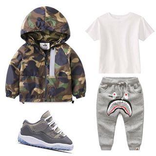 abbigliamento junior nike jordan