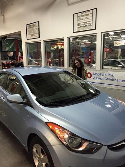 Congratulations To Jaimeelee Jubrey On The Purchase Of Her 2012 Hyundai Elantra Hyundai Elantra Elantra Hyundai