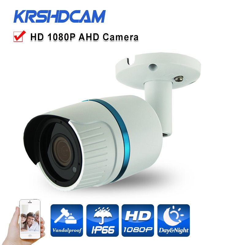 4 in1 1080P FHD PIR Hidden SPY Camera 2MP CCTV HD CVI AHD TVI Analog CVBS