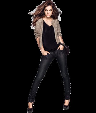 Palvin Barbara Png By Cherryproductionsorg On Deviantart Fashion Fashion Portfolio Barbara Palvin