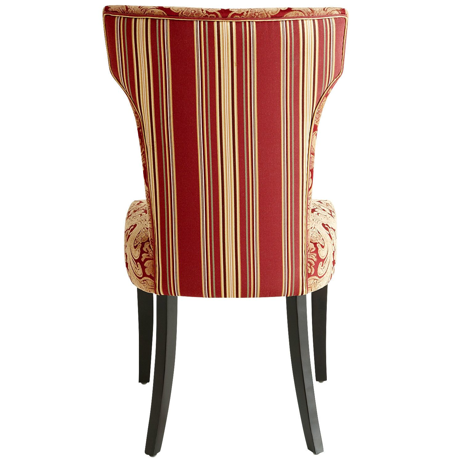 Carmilla Dining Chair Red Damask Pier 1 Imports