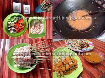 Resep Sate Taichan Bumbu Sambal Pedas Mantap Resep Masakan Indonesia Resep Masakan Masakan Indonesia
