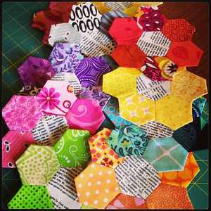 WIP Wednesday ~ Sew Sew Modern Project — Pile O' Fabric