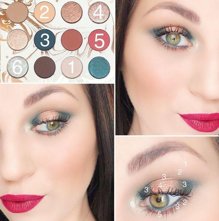 #als #Augen #Blonde #Blondes #braune #brown | Lidschatten