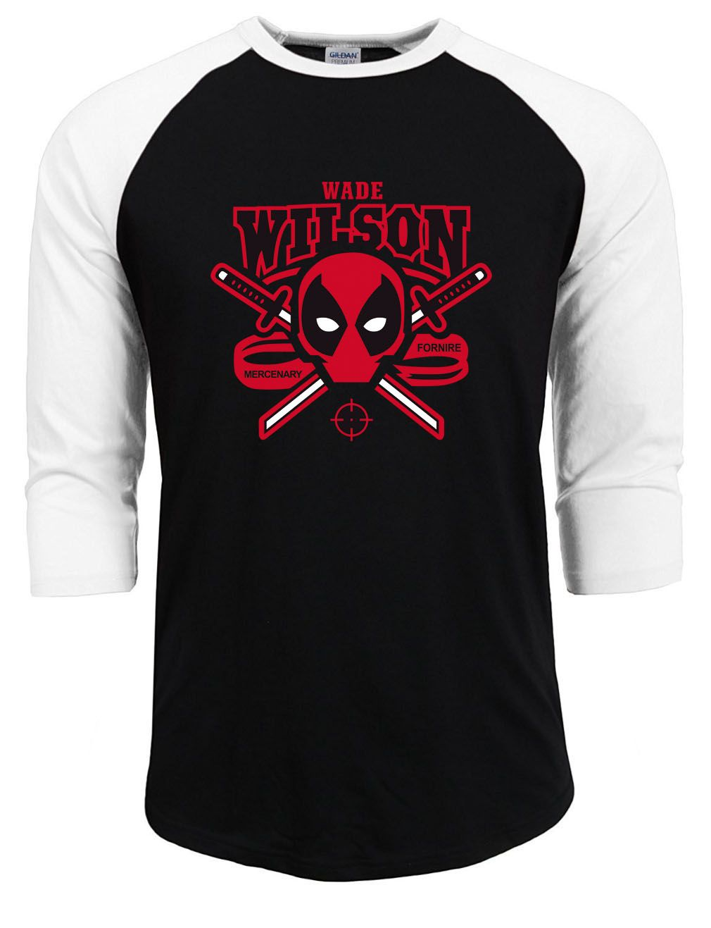Click to Buy    2017 new fashion DEADPOOL DEATHSTROKE printing t shirts  men.    6e64f17397c2