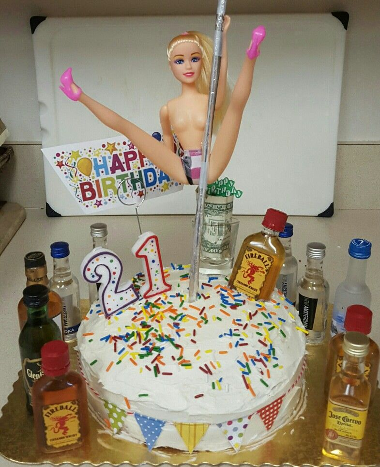 Made this cake for my sons 21st birthday gift ideas Pinterest