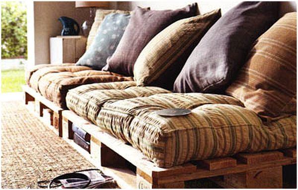 Una forma util y simple de reutilizar palés (4)   Sol Casa Verda
