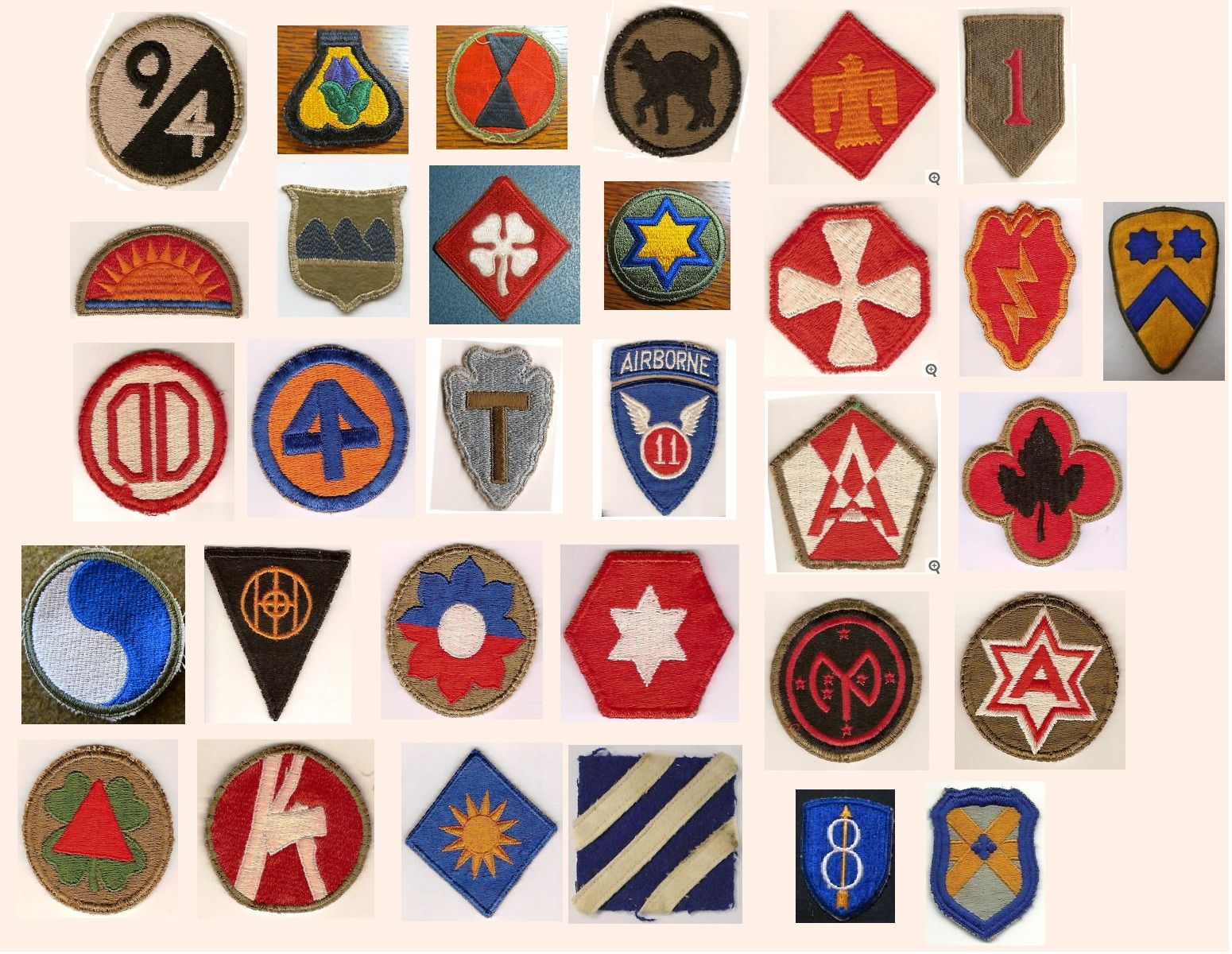 Division patches of U.S. Army (With images) Patches