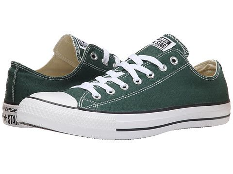 Chuck taylor all star seasonal ox gloom green, Converse