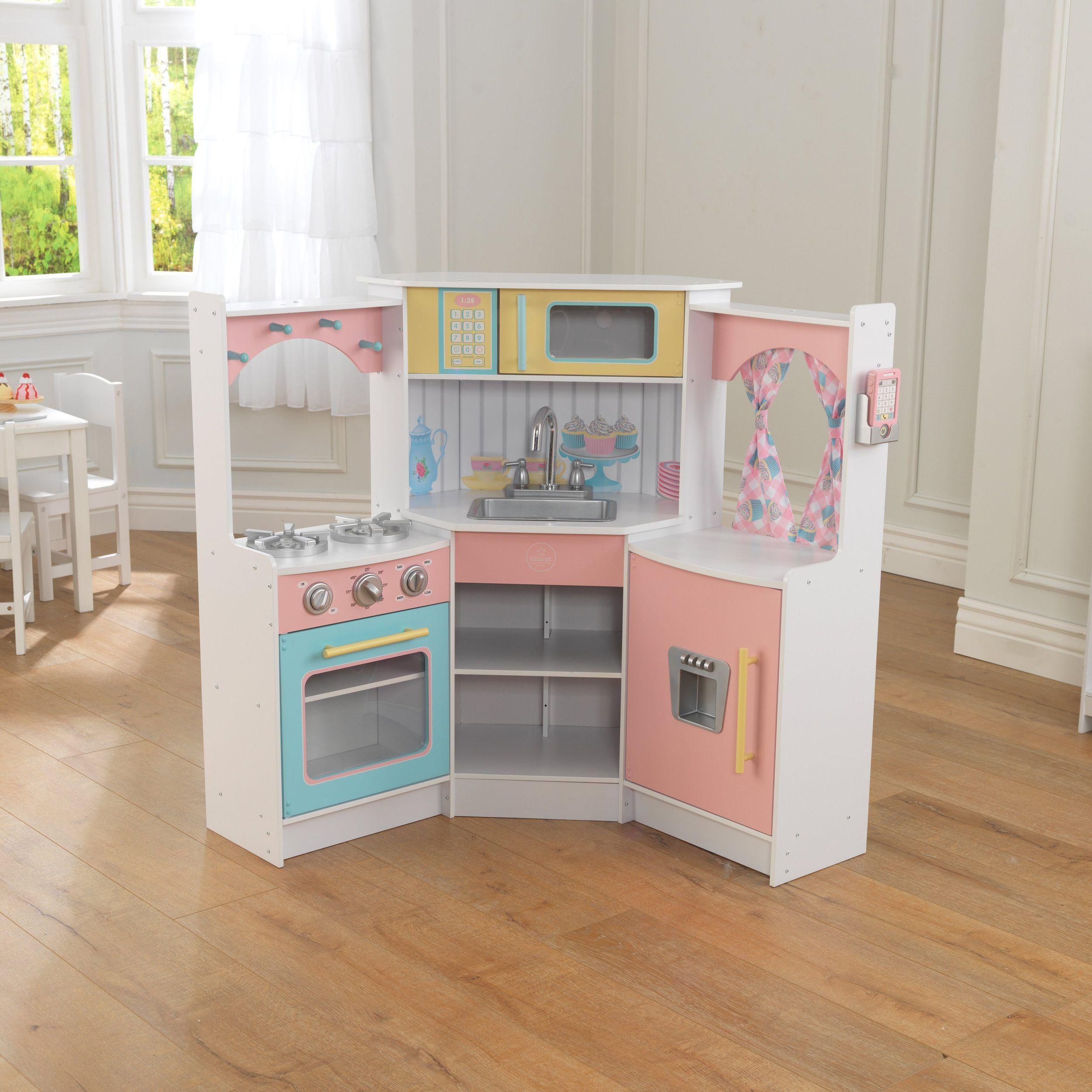 KidKraft® Spielküche »Let's Cook«, aus Holz kaufen