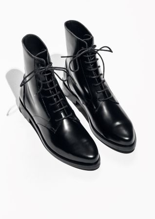 Three Comfortable and Fashionable Black Boots That