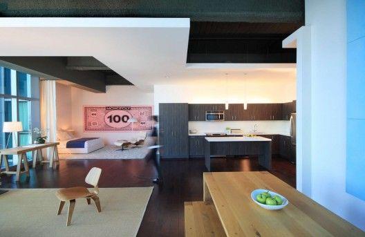 Giant Monopoly $hundred ~ Sunset Vine Tower / Kanner Architects