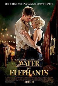 Water for Elephants (filme) – Wikipédia, a enciclopédia livre