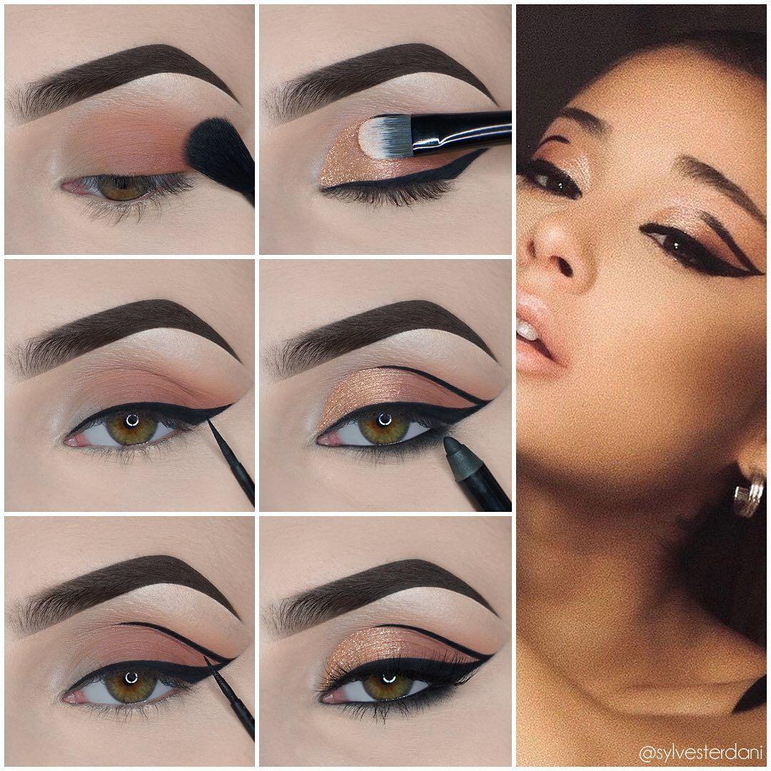 Pin On Makeup Tutorials Celebrities Recreations