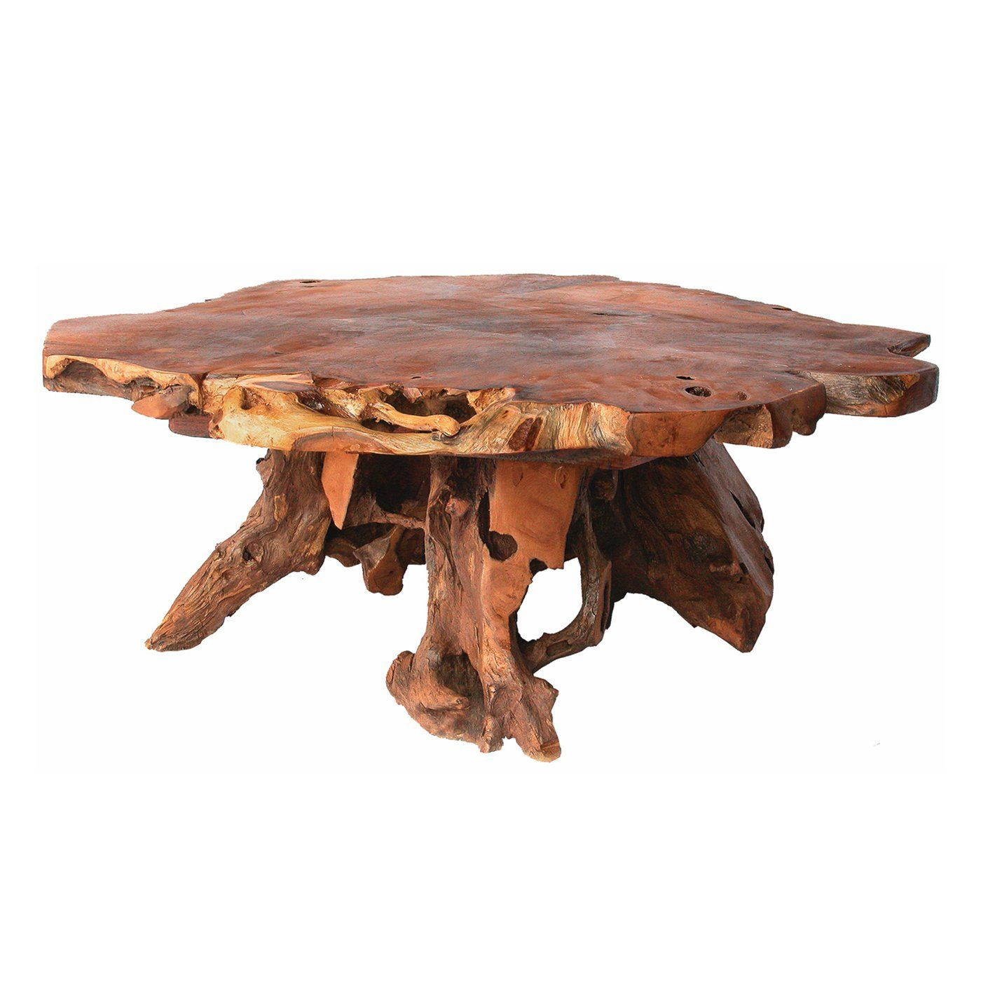 tree root coffee table | groovystuff tf-0775 back to the roots