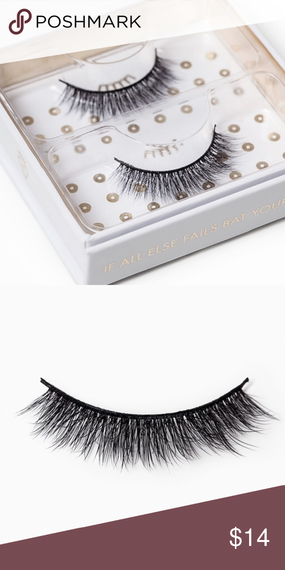 04e26472ef0 Battington 3D Silk Lashes in Monroe NWT! For those wanting to add some  major glamor to their green beauty looks, these multi-layered 3D Lashes are  my ...