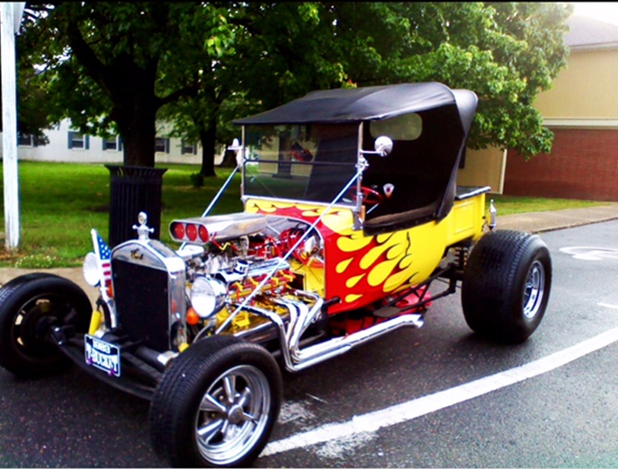 Executive Auto Shippers >> Definitely not your average Ford - 1923 Ford T-Bucket | T bucket, Hot rods, Classic cars trucks