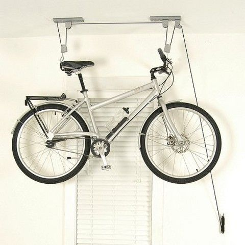 Bon The Art Of Storage Bicycle Ceiling Hoist