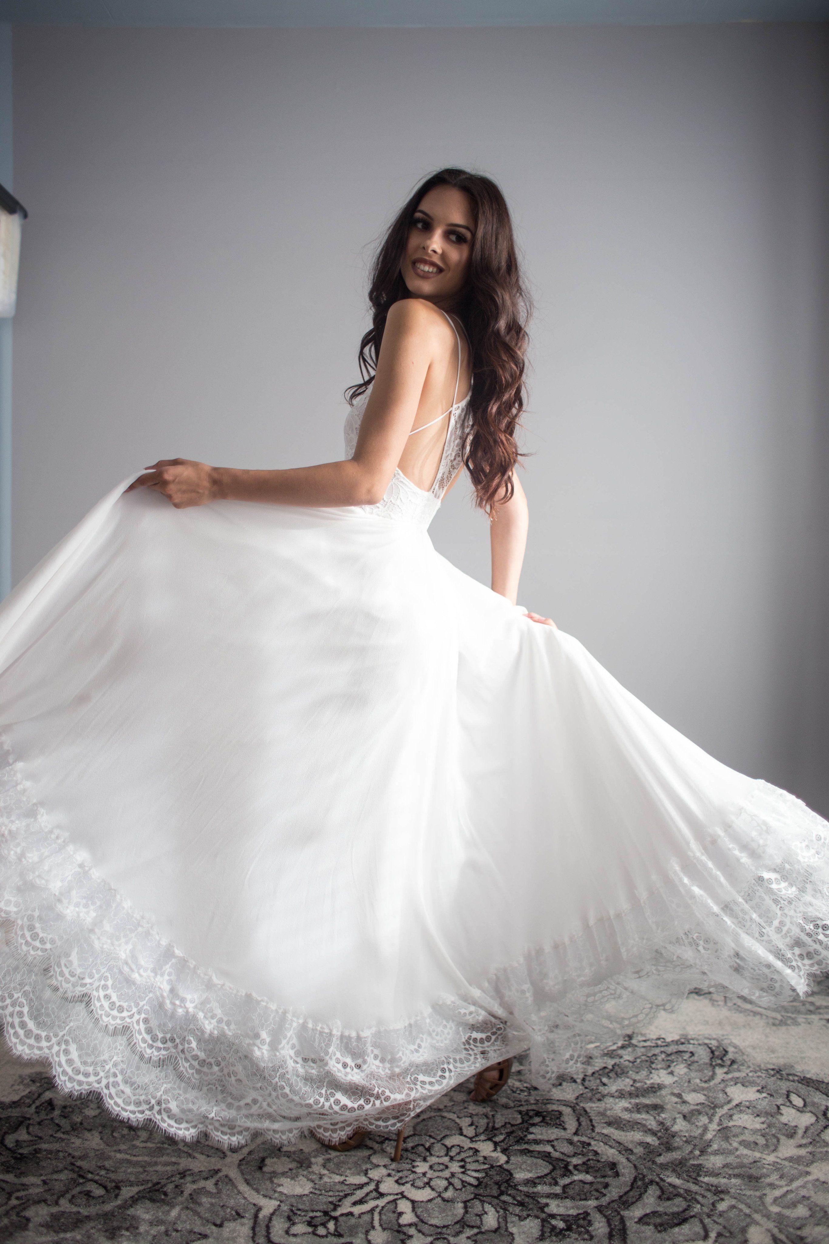Penelope dress pinterest indie wedding dress hippy wedding