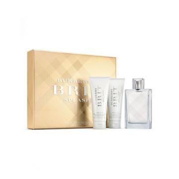 Coffret Burberry Brit Splash Pour Homme Parfum Homme Burberry