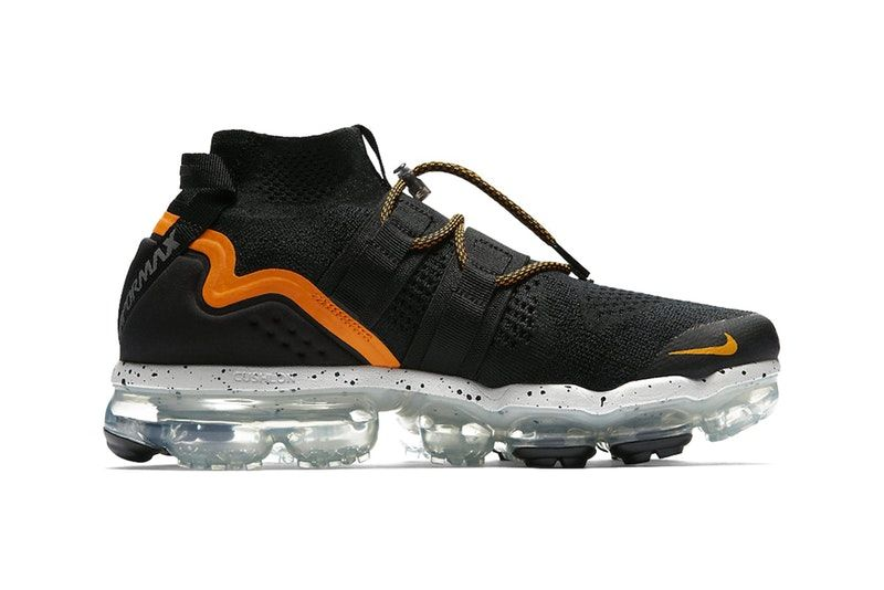 sports shoes 2f283 231f8 Nike Air VaporMax Utility Orange Peel Release Date info purchase