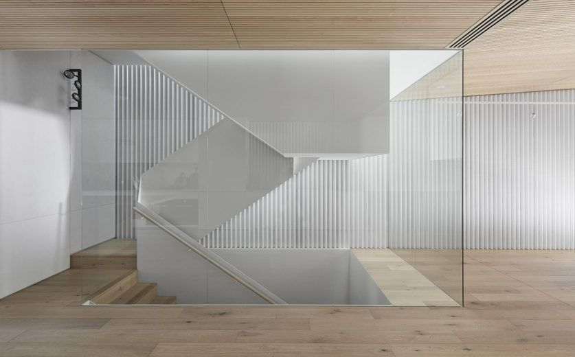The Eyrie Fitzroy Inarc Architects Australian Interior Design Interior Design Awards Architect Design