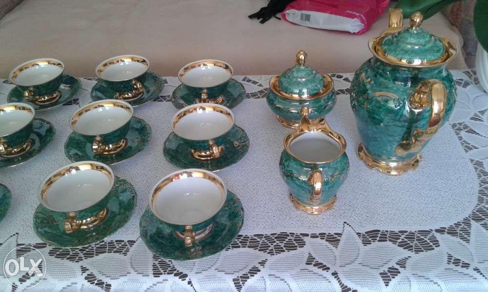 Porcelana Wałbrzych Filiżanki Lata 50te Porcelana Chodzież