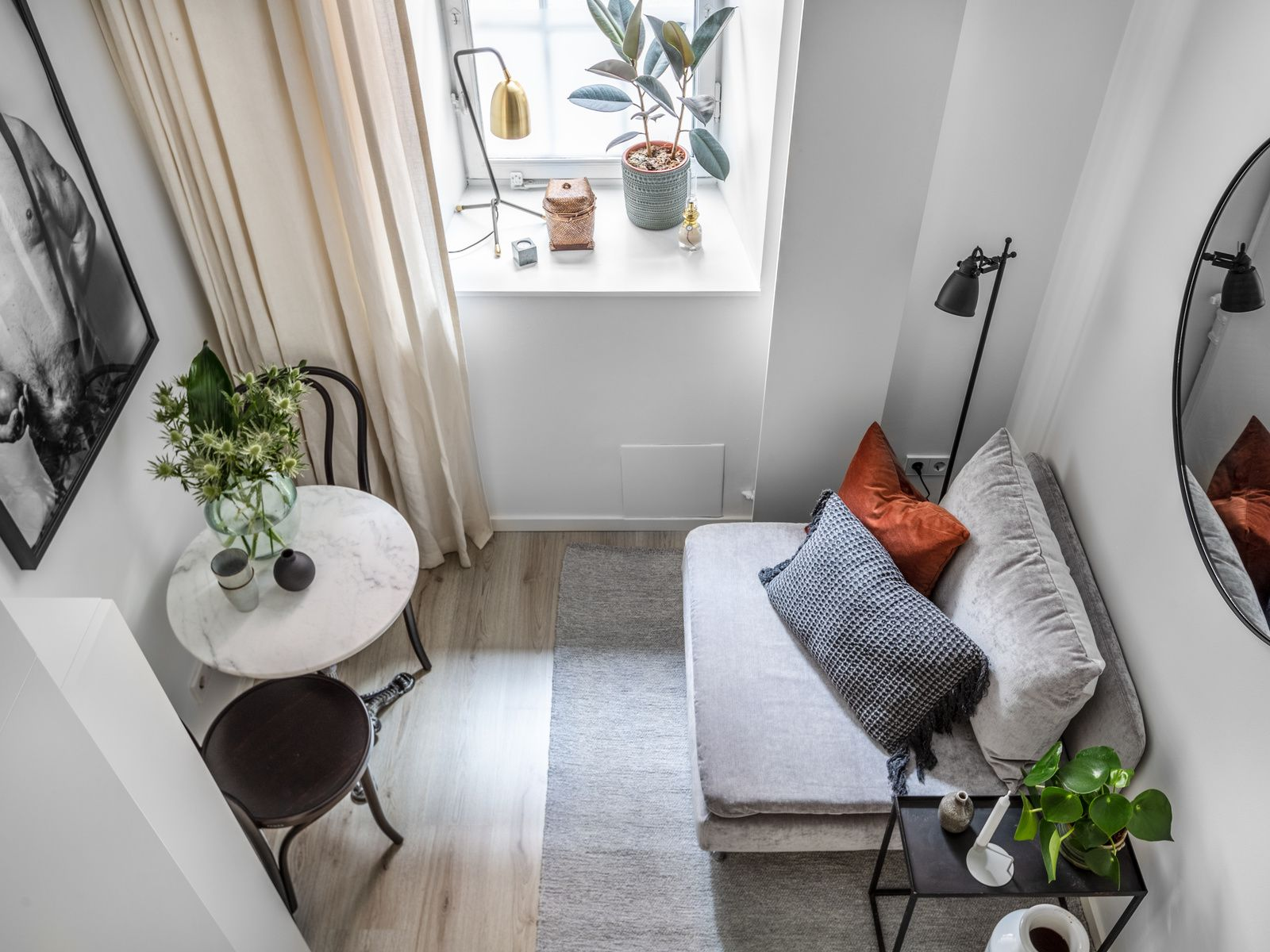 Tiny Studio Apartment  Stockholm, Sweden Are You Looking For